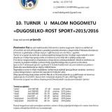 POZIVNICA DUGOSELKO 2015-2016