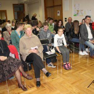 LokalnaHrvatska.hr Dugo Selo Koncert Caroline Blaskovic i Ermina Tkaleca odusevio dugoselsku publiku