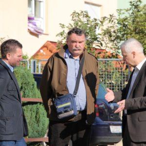 LokalnaHrvatska.hr Dugo Selo U Dugom Selu demonstrirana inovativna tehnologija sanacija rupa u vrijednosti iznad milijun kuna