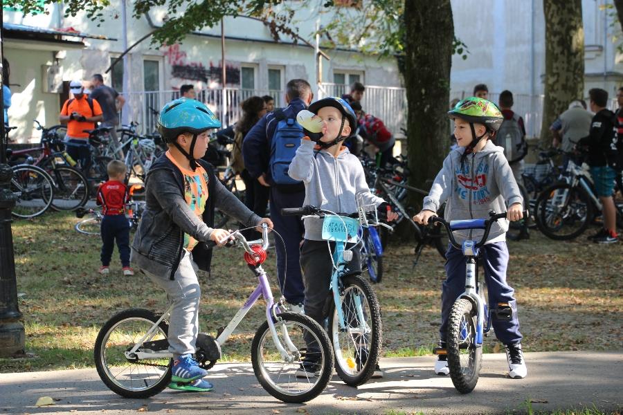 Druženje biciklista