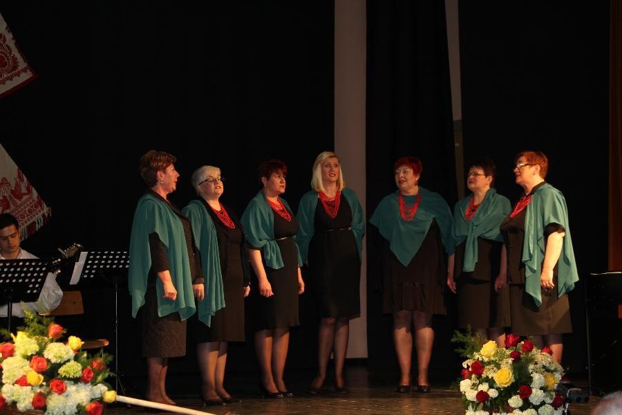 Grad Dugo Selo 18 Susret Pjevackih Zborova I Malih Vokalnih
